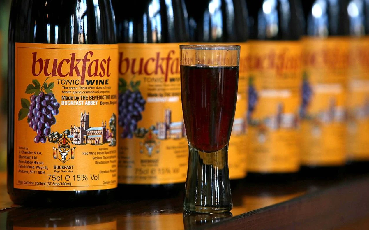 Buckfast Tonic Wine-Trade-XL-Limited-Westland-Supply-Chain-Management