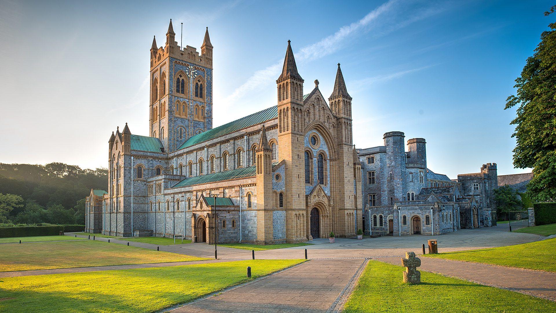 magnificent-buckfast-abbey-in-devon-trade-xl-limited-westland-supply-chain-management